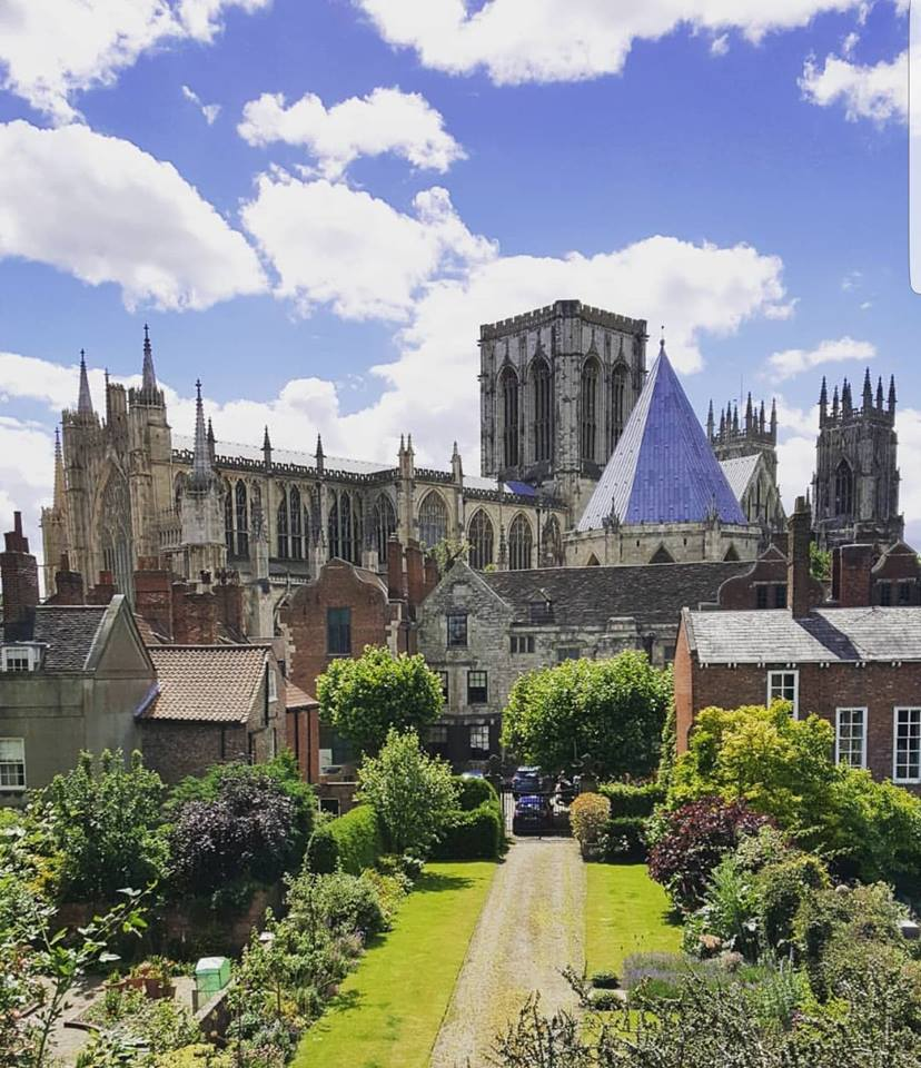 Why have we chosen York for ghost hunts?