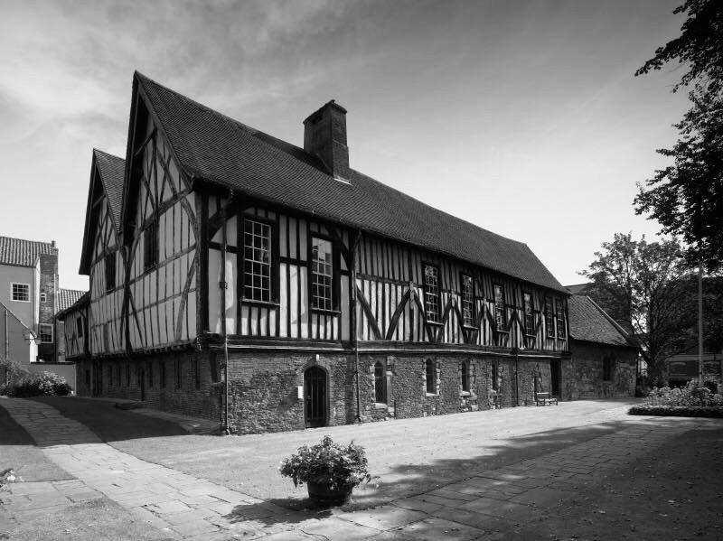 Ghost Hunt, Merchant Adventurers' Hall, Fossgate, York