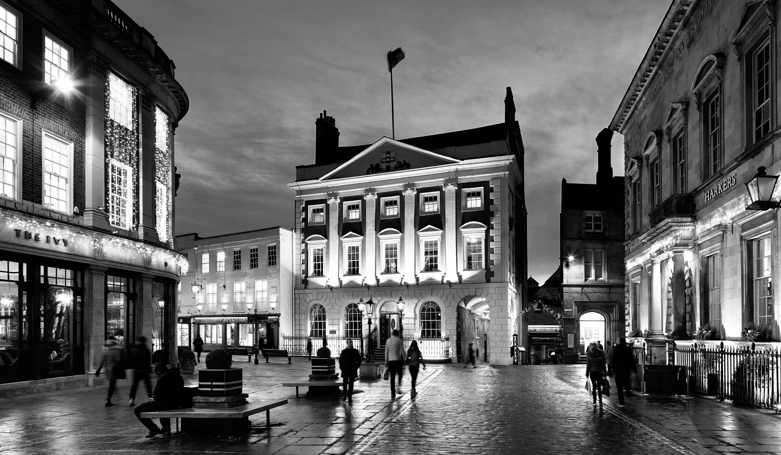 Halloween Ghost Hunt at The Mansion House, York